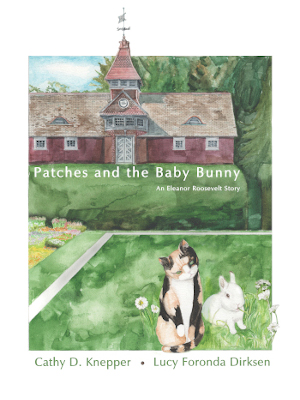 Cover of Patches and the Baby Bunny